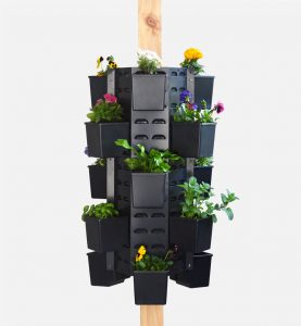 The Downpipe Vertical Garden Post Mount Kit