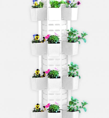 The Downpipe Vertical Garden Wall Mount Kit